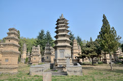 Shaolin Temple Talin Photos stock