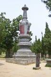 Shaolin Temple Tallinn immagine stock libera da diritti