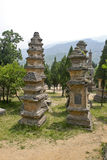 Shaolin temple tallinn Stock Images