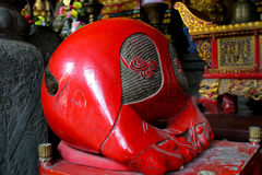 Shaolin temple temple block Stock Photography