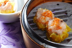 Shaomai dim sum Royalty Free Stock Photography