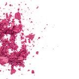 Shaow rosado del ojo imágenes de archivo libres de regalías