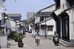 Shaoxing Cina fotografia stock libera da diritti
