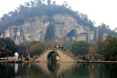 Shaoxing, Jhejiang, China Stockfotos