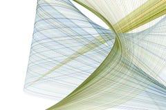 Shape av linjen & kurvan, abstrakt geometrisk bakgrundsmodell Textur, yttersida, vektor & konst stock illustrationer