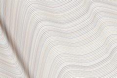 Shape av linjen, kurvan & vågen, abstrakt geometrisk bakgrundsmodell Design, garnering, yttersida & teckning royaltyfri illustrationer