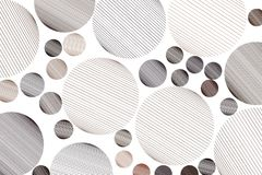Shape of messy random line circles, abstract geometric background pattern. Effect, canvas, art & creative. Shape of messy random line circles, abstract vector illustration