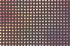 Shape of mixed, abstract background pattern. Color, creative, digital & illustration. Shape of mixed, abstract background pattern. Style of mosaic or tile royalty free illustration