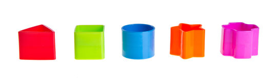 Shape Sorter. Stacks of Toy Blocks on background. Shape Sorter. Stacks of Shape Sorter Toy Blocks on background stock photos