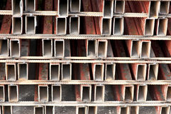 shape steel Stock Image
