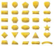 Shape; vector; shapes; label; frame; set; illustration; sticker; Stock Photos