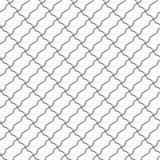 Shaped bricks diagonal seamless pattern Royalty Free Stock Photography