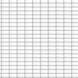 Shaped bricks seamless pattern Stock Photo