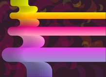 Shapes background Royalty Free Stock Photography