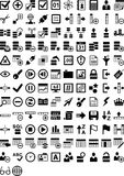 Shapes Database Stock Photography