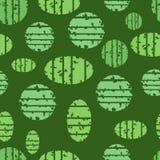 Shapes grunge pattern Stock Photo