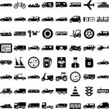 Shapes Transport Stock Photo