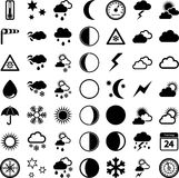 Shapes Weather Royalty Free Stock Photo