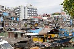 Shapowei sheltered dock, amoy city, china Stock Photos