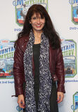 Shappi Khorsandi. Arriving for Thomas & Friends Blue Mountain Mystery premiere held at the Vue cinema, London. 01/09/2012 Picture by: Henry Harris / Royalty Free Stock Photos