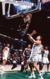 Shaquille O`Neal, Orlando Magic Royalty Free Stock Images