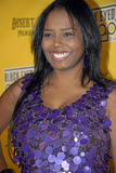 Shar Jackson on the red carpet. Stock Photos