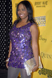 Shar Jackson on the red carpet. Royalty Free Stock Photos