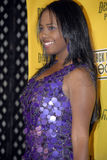 Shar Jackson on the red carpet. Stock Images