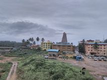 Sharadha temple Stock Images