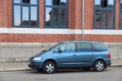 Sharan da VW Fotografia de Stock Royalty Free