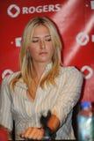Sharapova Maria at Rogers Cup 2009 (19) Stock Image