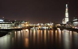 Το κτήριο shard στο Λονδίνο Στοκ εικόνα με δικαίωμα ελεύθερης χρήσης
