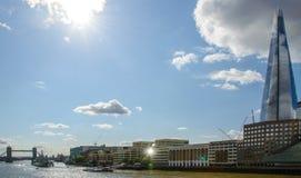Λονδίνο το Shard Στοκ Εικόνα