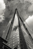 The Shard Black and White Stock Photo