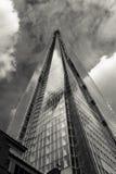 The Shard Black and White Stock Photo