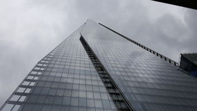 The Shard - from the bottom Stock Photos