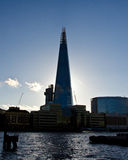 The shard building Royalty Free Stock Photos