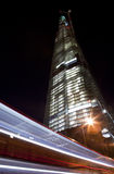 The Shard Building Under Construction Royalty Free Stock Photography