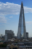 The Shard Royalty Free Stock Photos