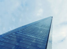 The shard exterior Royalty Free Stock Photos