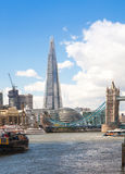 Shard of glass, London Royalty Free Stock Images