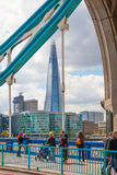 Shard of glass, London Stock Photos