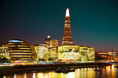 Shard of glass , London Stock Images