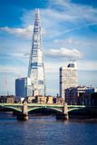 The Shard of Glass Stock Photo