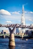 The Shard of Glass Royalty Free Stock Photos