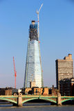 Shard of Glass Tower, London Royalty Free Stock Images