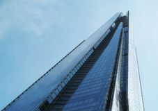 The Shard of Glass Royalty Free Stock Image