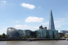 The Shard. Great piece of modern architecture Stock Photography