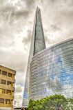 Shard London Bridge, iconic landmark of London Royalty Free Stock Images