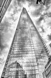 Shard London Bridge, iconic landmark of London Stock Photos